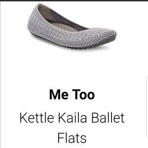Kalia Flats by Adam Tucker for Me Too
